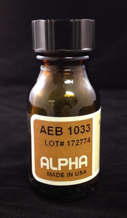 Alpha Resources Africa Product AEB1033 in Reagents under Reagents & Accelerators.