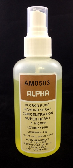 Alpha Resources Africa Product AM0503 in Diamond Polishing under Metallographic Supplies.