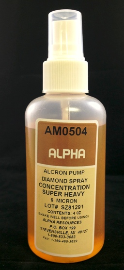 Alpha Resources Africa Product AM0504 in Diamond Polishing under Metallographic Supplies.