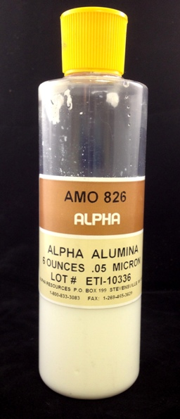 Alpha Resources Africa Product AM0826 in Polishing under Metallographic Supplies.