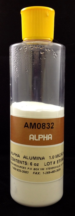 Alpha Resources Africa Product AM0832 in Polishing under Metallographic Supplies.
