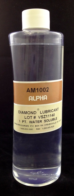 Alpha Resources Africa Product AM1002 in Polishing under Metallographic Supplies.