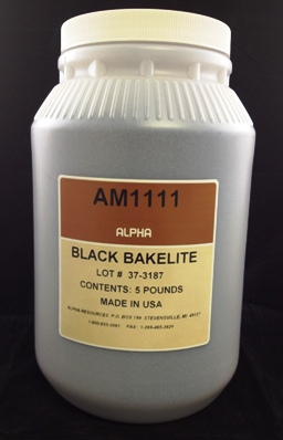 Alpha Resources Africa Product AM1111 in Mounting under Metallographic Supplies.