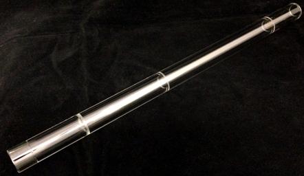 Alpha Resources Africa Product AR1117 in Reagant Tubes under Quartz & Glassware.