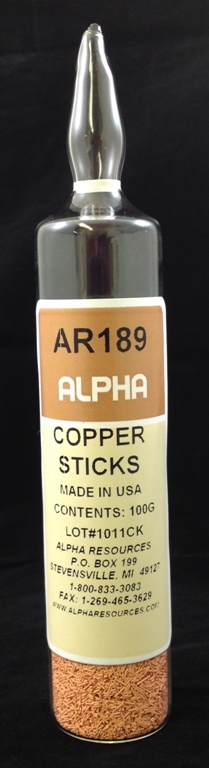 Alpha Resources Africa Product AR189 in Reagents under Reagents & Accelerators.