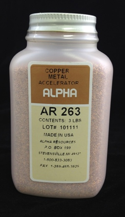 Alpha Resources Africa Product AR263 in Accelerators under Reagents & Accelerators.