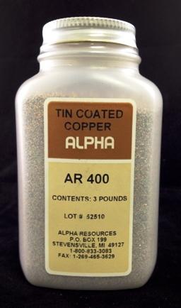 Alpha Resources Africa Product AR400 in Accelerators under Reagents & Accelerators.