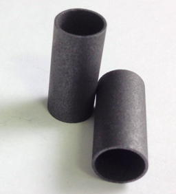 Alpha Resources Africa Product AR79001 in Graphite Crucibles under Sample Containment.